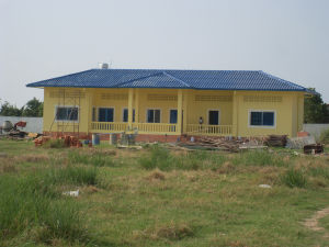 Our current Primary school building