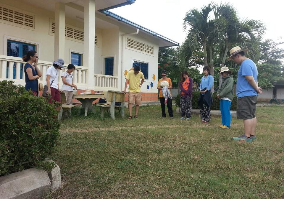 Missionary Staff Prayer Walk and Site Visit